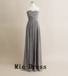 New Arrival Sweetheart Sleeveless Floorlength Pleated by MicDress, $99.00