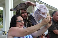 a guest taking a selfie with Captain Jack Sparrow! Captain Jack Sparrow, Free Quotes, Event Planning, Take That, Entertainment, Selfie, Selfies, Entertaining