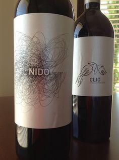 El Nido and Clio by Bodegas Juan Gil, Murcia, Spain #wine
