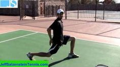 #TENNIS TRAINING FITNESS | Iso Extreme Lunge For Your Tennis Fitness