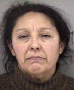ROSALBA FLORES- starved and nearly decapitated her poodle. although it was rescued, it died from overwhelming infection.Flores is not a 1st time offender.  #Examinercom