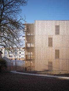 Img.3 Odile + Guzy Architectes, 26 social housing, Chalon-sur-Saône, France, 2017