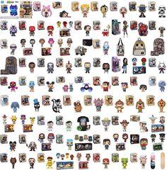 TODOS ANÚNCIOS parte 1  Aqui estão todos os lançamentos da San Diego Comic Con 2018 (SDCC 18) anunciados até agora. Segundo a Funko os anúncios terminaram e na próxima semana sairá a lista de compartilhamento mas é possível que anunciem algo em cima da hora (Doctor Who por exemplo) . . E ai? Já tem a sua lista de desejos? Faça como a @xuxumanias  marque na imagem e compartilhe  . Créditos pela montagem acima @anerdydad . #imperiofunkoSDCC18 . . . #funko #funkopop #popfunko #colecFunkopopbr…