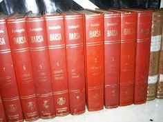 Enciclopédia Barsa 1972. (18 Livros)