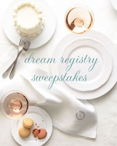 Wow! I could WIN MY REGISTRY with a $5,000 Williams-Sonoma gift card, and take home amazing weekly prizes. Enter for your own chance to win!