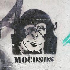 Jajajajajja #mocosos #streetart #Graffiti #bogota #colombia