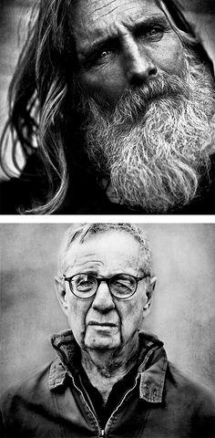 Striking Portraits by Jonathan Rosser   Inspiration Grid   Design Inspiration