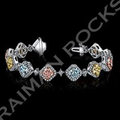 Colorless & Fancy Colored Diamond jewelry by Raiman Rocks Diamonds in Calabasas. Your resource for the highest and best quality diamonds and diamond jewelry,...