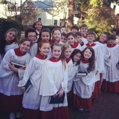 EDS Chapel Choir 2012