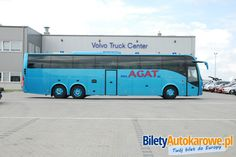 Autokar Agat. Tanie bilety - www.biletyautokarowe.pl/agat