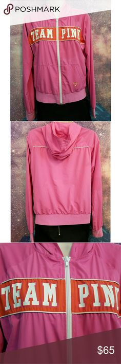 VS PINK Lifeguard Jacket *RARE* Size Small, Hard to find VS PINK Lifeguard on Duty Jacket PINK Victoria's Secret Jackets & Coats