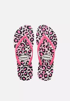 132129ae8 Slim Animals Flip Flop Sandals
