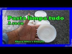 Pasta Limpa Tudo a Sêco ( como fazer caseiro) - YouTube