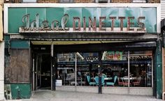 Brooklyn, Ideal Dinettes was in business from 1953 - 2008.