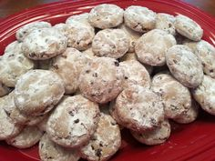 Mexican Wedding Cookies From SouthernPlate These Are Made Using Boxed White Cake Mix And Great For Any Holiday Cookie Table