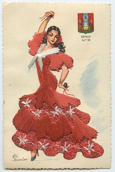 Vintage Spanish postcard | eBay                                                                                                                                                                                 Plus