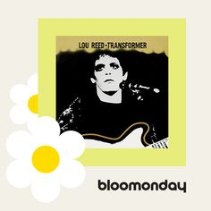 This #Bloomonday we've chosen one of our desert island borrows: Lou Reed's Transformer. Give it a spin and make your #Bloomonday a perfect day.  Listen to our favourite track from the album here: http://blm.fm/transformerr