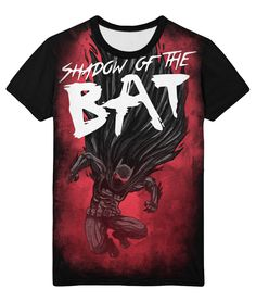 nice T-shirt Shadow of bat Batman DC Comics Universe emblem  -  T-shirt Merch Shadow of the Bat Apparels Buy You can get longsleeve or t-shirt, even tanks for boys and girls. Just picks the size of your favourite apparel and put the item to a basket.  Check more at https://idolstore.net/shop/apparels/t-shirts/t-shirt-merch-shadow-of-the-bat-apparels-buy/