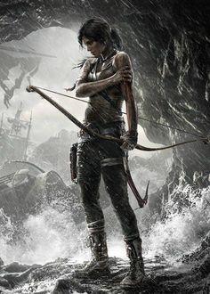 Tomb Raider. Art by Crystal Dynamics team led by Senior Art Director Brian Horton.