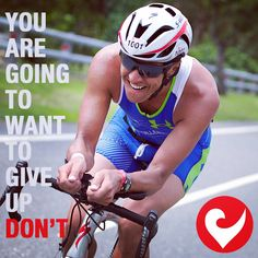 Monday Motivator featuring Macca on the Challenge Taiwan bike course