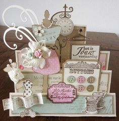 Scrapbooking with style!