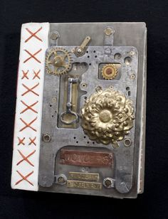 Steampunk Journals - 2 Day Class at Art and Soul Retreat