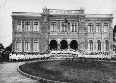 Imagem da Antiga Escola D.Pedro II