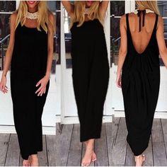 3 LEFT, 1 IN EACH SIZEThe HarperLOWEST Material is a soft jersey stretch dress. Posh Garden Dresses Maxi