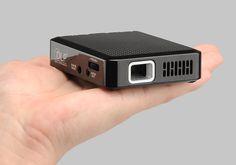 Mini DLP Projector w/ 50 Lumens #smartwatch #bitcoin