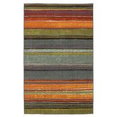 Found it at Wayfair - New Wave Rainbow Area Rug 2X8 36.99