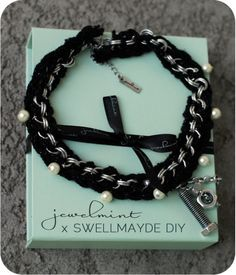 Jewel Mint x Aimee of SwellMayde