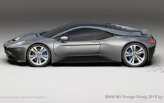 BMW M1 - ideja