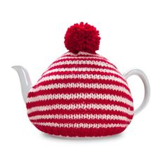 Knitted Tea Cosy Striped
