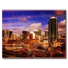 Escala Starry Starry Night Postcard #postcrossing