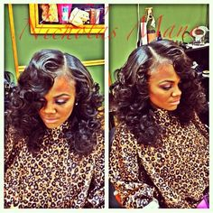My hairstyle for my birthday Sew In Hairstyles, Goddess Hairstyles, Classic Hairstyles, Pretty Hairstyles, Layered Hairstyles, School Hairstyles, Long Curly Hair, Curly Hair Styles, Natural Hair Styles