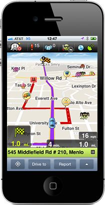 Great easy GPS Navigation app. Replaces your Tom-Tom