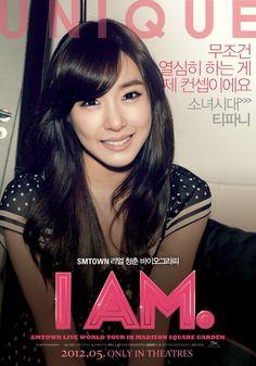 Girls' Generation's Tiffany - I Am