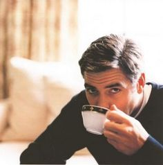 tea time with george clooney