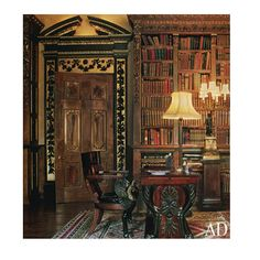 An Art and Antiques Tour of Downton Abbey