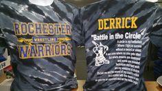 Rochester Warrior wresting