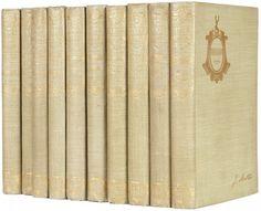 AUSTEN, Jane. Novels. Edited by Reginald Brimley Johnson.  J.M. Dent. 1892.