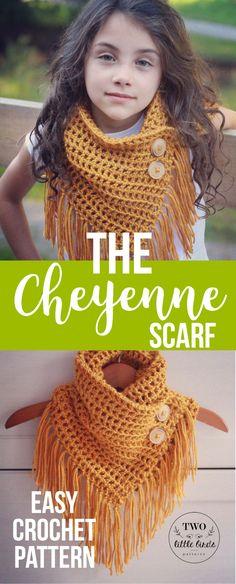 Easy crochet triangle scarf, crochet pattern, crochet scarf pattern, triangle scarf, easy crochet pattern, crochet scarf with fringe