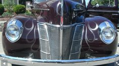 1940 Ford Coupe Street Rod Henry Ford, Street Rods, Car Stuff, Vintage Cars, Cool Cars, Heaven, Fat, Nice, Sky