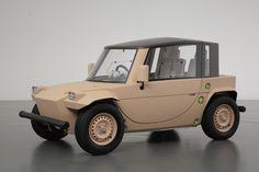 「トヨタ Camatte(カマッテ)」Camatte だいち(着せ替え例)] | 画像8 | トヨタ、東京おもちゃショーに超小型車のコンセプトカー「Camatte(カマッテ)」を出展