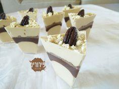 מוס חלבה-שוקולד ופקאן סיני של פירורים. ביאמיז תמצאו מתכון למוס חלבה-שוקולד ופקאן סיני. למתכונים נוספים של מוס חלבה-שוקולד ופקאן סיני הכנסו ליאמיז