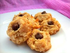 Coconut and Almond Macaroons on MyRecipeMagic.com