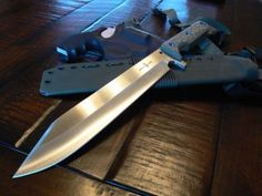 hand of god bowie knife