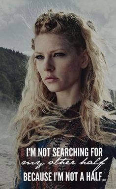 Lagertha, Katheryn Winnick, Vikings Cheveux viking