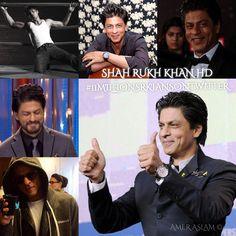 Congratulations Shah Rukh Khan for 11Million at Twitter #Srkians #11MillionSRKiansOnTwitter #ShahRukhKhanHD
