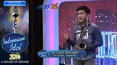 M Yusuf Ubay - Audisi Jogja - Indonesian Idol 2014 - Everybody Has A Dre...